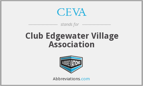 CEVA - Club Edgewater Village Association