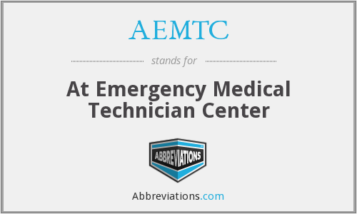 What does AEMTC stand for?