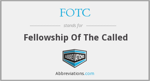 What does FOTC stand for?