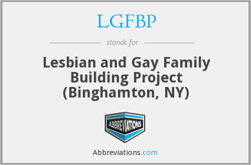 What does LGFBP stand for?