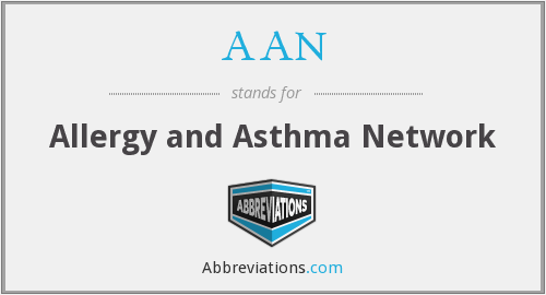 AAN - Allergy and Asthma Network