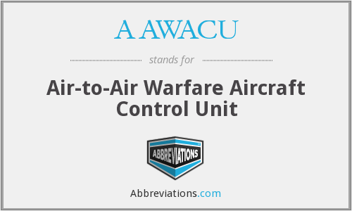 What does AAWACU stand for?