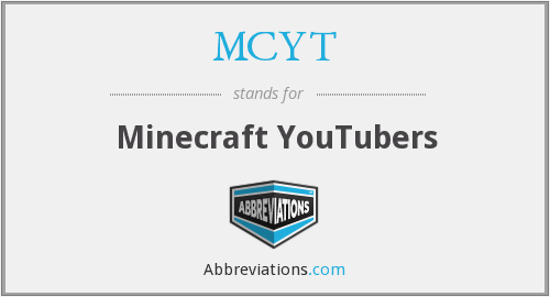 What does MCYT stand for?