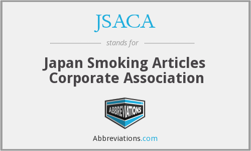 What does JSACA stand for?