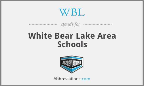 wbl white bear lake area schools