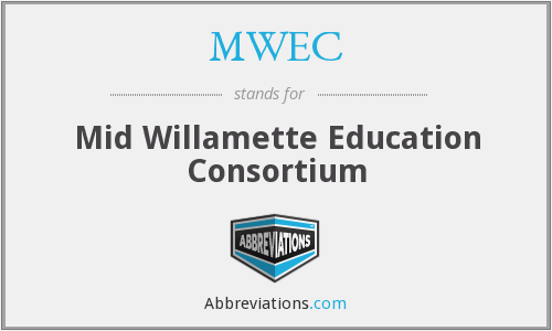 MWEC - Mid Willamette Education Consortium