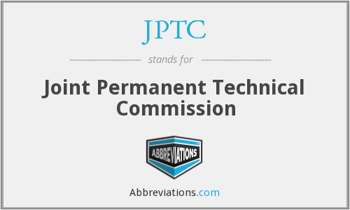What does JPTC stand for?