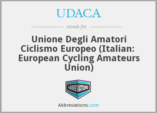 What does UDACA stand for?