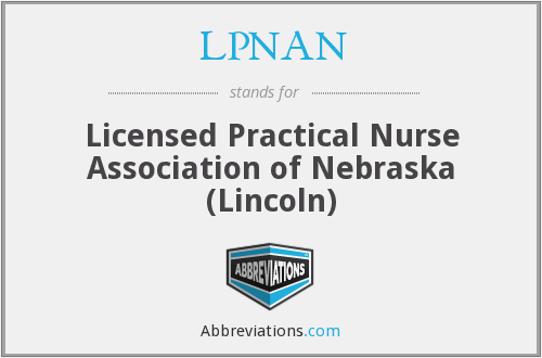 What does LPNAN stand for?
