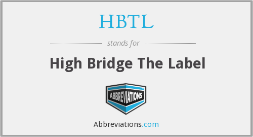 What does HBTL stand for?