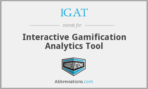 What does IGAT stand for?