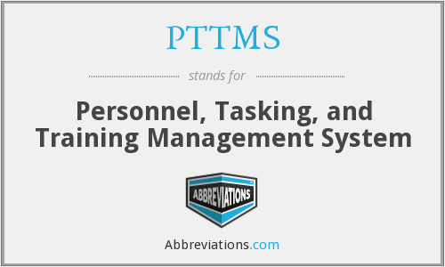 What does PTTMS stand for?
