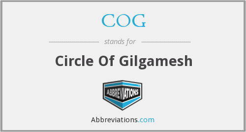 COG - Circle Of Gilgamesh