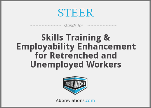 STEER - Skills Training & Employability Enhancement for Retrenched and Unemployed Workers