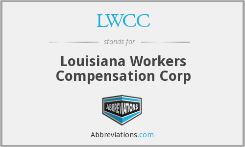 What does LWCC stand for?
