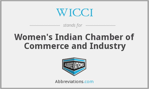 WICCI - Women's Indian Chamber of Commerce and Industry
