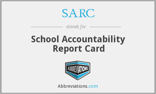 What does SARC stand for?