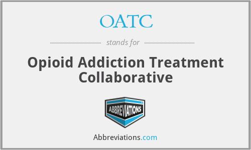OATC - Opioid Addiction Treatment Collaborative