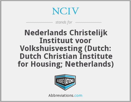 What does Netherlands stand for? — Page #11