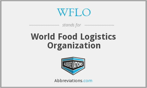 WFLO - World Food Logistics Organization