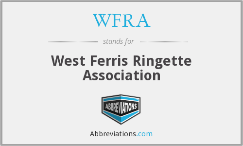 What does WFRA stand for?