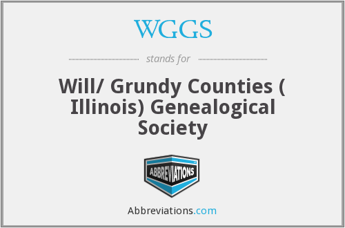 What does WGGS stand for?