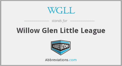 What does WGLL stand for?