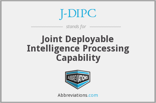 What does J-DIPC stand for?