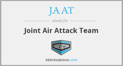 What does JAAT stand for?