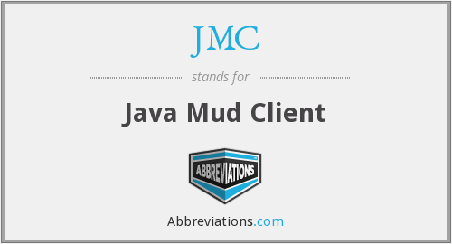 JMC - Java Mud Client
