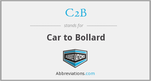 What does C2B stand for?