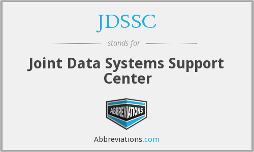 What does JDSSC stand for?
