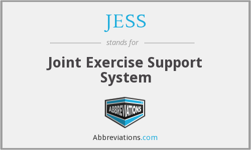 JESS - Joint Exercise Support System
