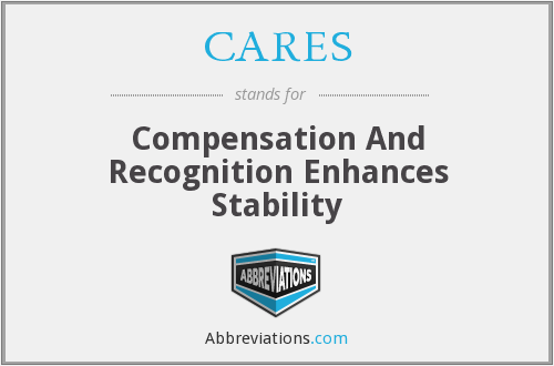 CARES - Compensation And Recognition Enhances Stability