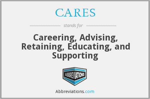 CARES - Careering Advising Retaining Educating And Supporting