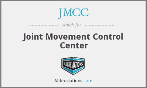 What does JMCC stand for?