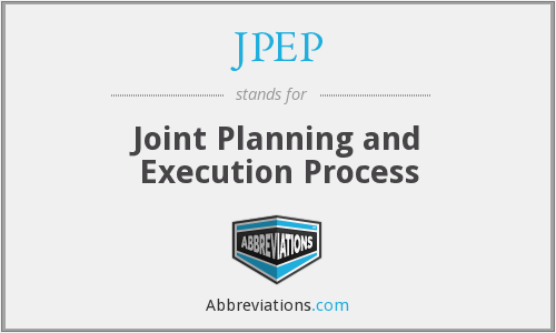 What does JPEP stand for?