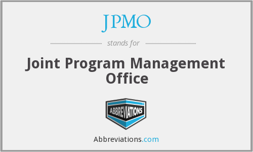 What does JPMO stand for?