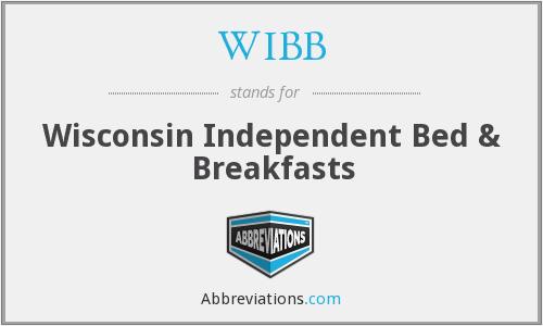 WIBB - Wisconsin Independent Bed & Breakfasts