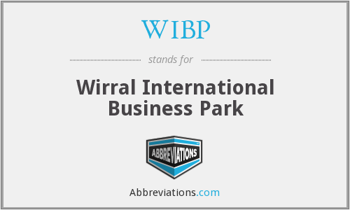 WIBP - Wirral International Business Park