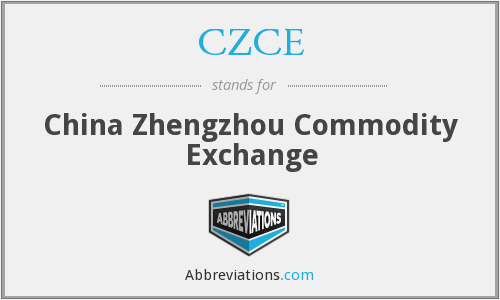 CZCE - China Zhengzhou Commodity Exchange
