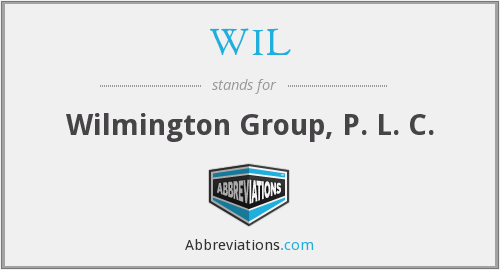 WIL - Wilmington Group, P. L. C.