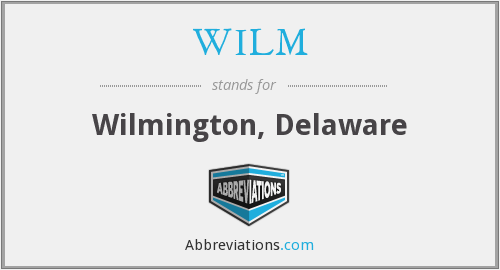 What does WILM stand for?