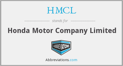 What does HMCL stand for?
