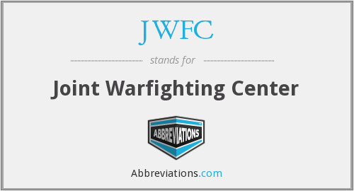 JWFC - Joint Warfighting Center