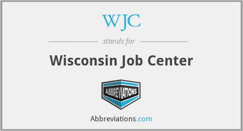 WJC - Wisconsin Job Center