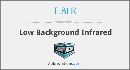 What does LBIR stand for?