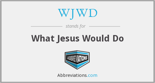 What does WJWD stand for?