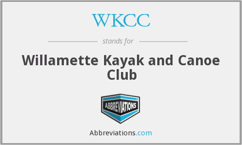What does WKCC stand for?