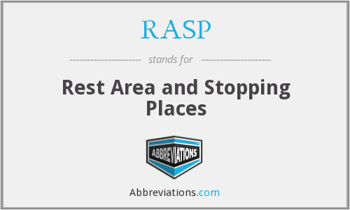What does RASP stand for?